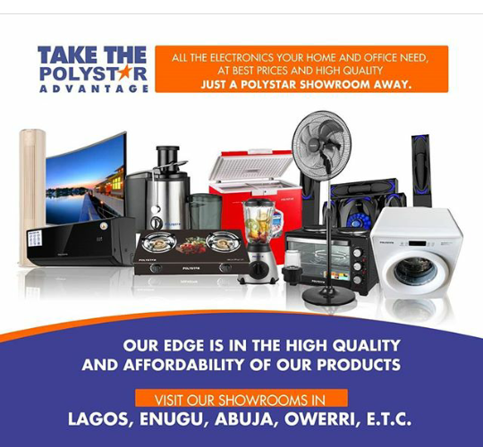 Polystar Electronics Products Can Help Improve The Quality Of Your Life -  The Entrepreneur Africa