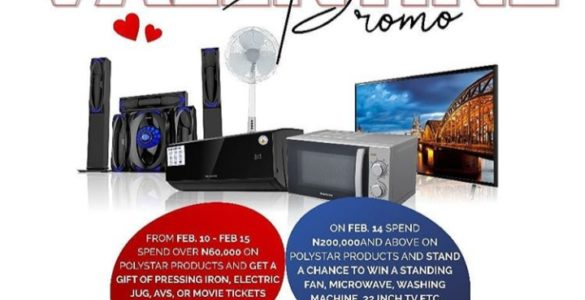 Be Our Val, Polystar Electronics To Nigerians