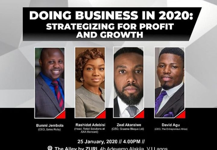 The Business Meeting Debuts Fully!